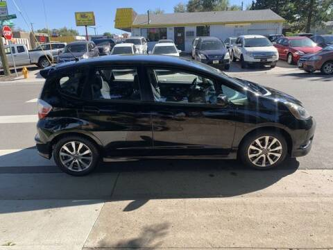 2013 Honda Fit for sale at Auto Brokers in Sheridan CO