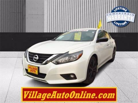 2017 Nissan Altima for sale at Village Auto in Green Bay WI