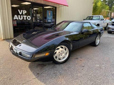 1995 Chevrolet Corvette for sale at VP Auto in Greenville SC