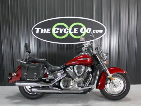 2003 Honda VTX for sale at THE CYCLE CO in Columbus OH