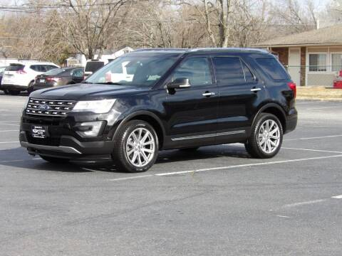 2017 Ford Explorer for sale at Access Auto in Kernersville NC