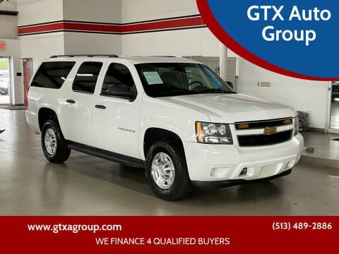 2013 Chevrolet Suburban for sale at GTX Auto Group in West Chester OH