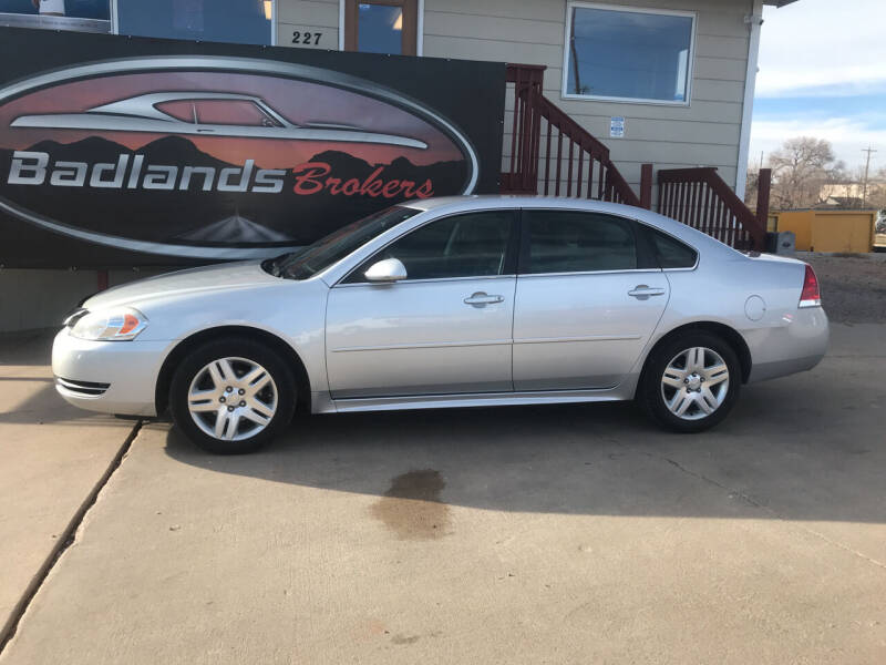 2013 Chevrolet Impala for sale at Badlands Brokers in Rapid City SD