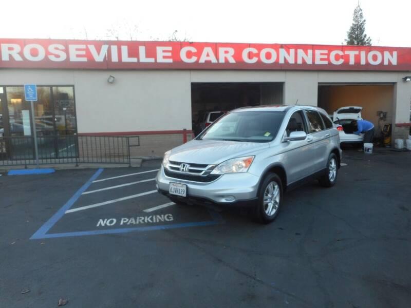 2010 Honda CR-V for sale at ROSEVILLE CAR CONNECTION in Roseville CA