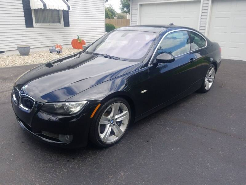 2007 BMW 3 Series for sale at CALDERONE CAR & TRUCK in Whiteland IN