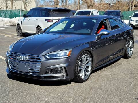 2018 Audi S5 Sportback for sale at AW Auto & Truck Wholesalers  Inc. in Hasbrouck Heights NJ