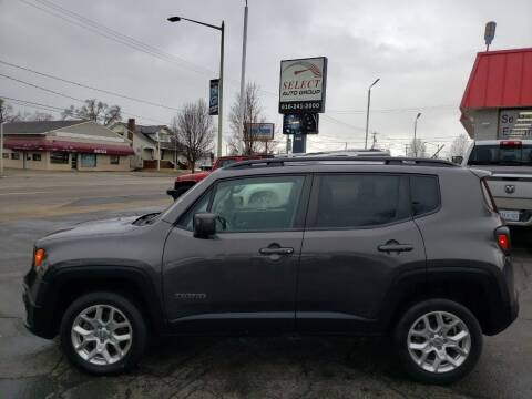 2016 Jeep Renegade for sale at Select Auto Group in Wyoming MI