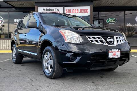 2012 Nissan Rogue for sale at Michaels Auto Plaza in East Greenbush NY