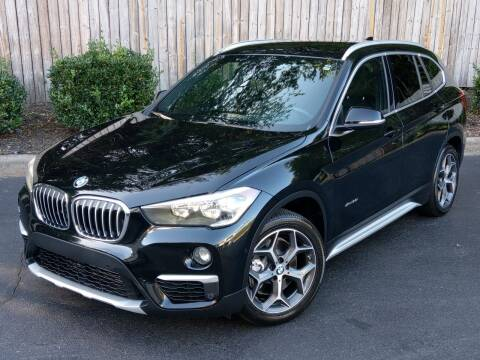 2016 BMW X1 for sale at Mich's Foreign Cars in Hickory NC