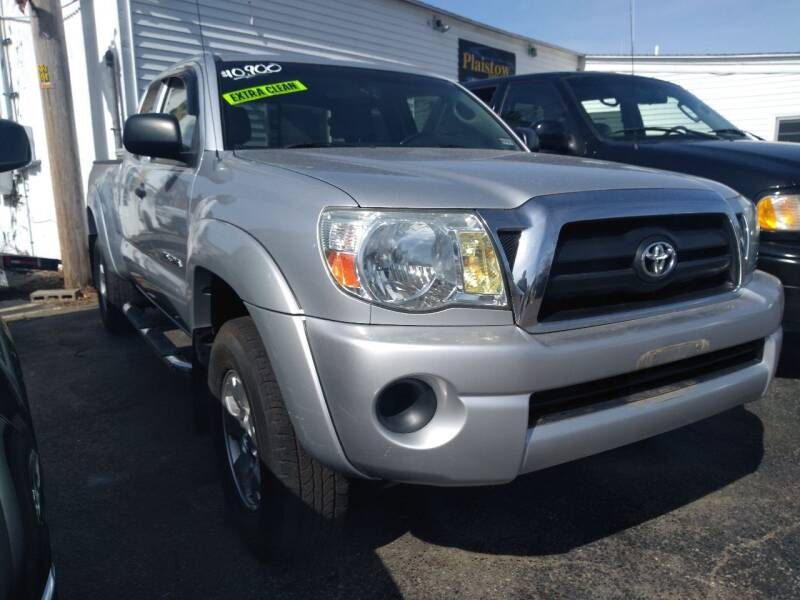 2005 Toyota Tacoma for sale at Plaistow Auto Group in Plaistow NH