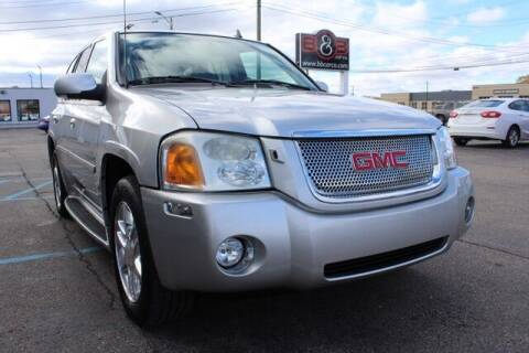 2008 GMC Envoy for sale at B & B Car Co Inc. in Clinton Twp MI