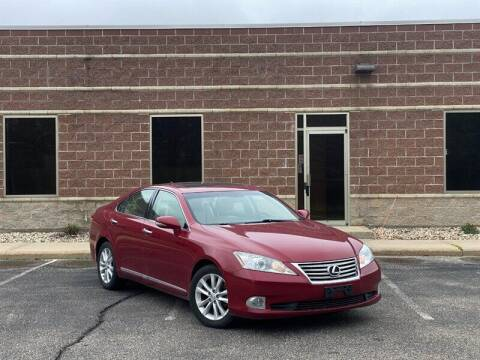 2011 Lexus ES 350 for sale at A To Z Autosports LLC in Madison WI