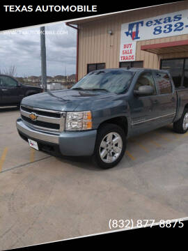 2008 Chevrolet Silverado 1500 for sale at TEXAS AUTOMOBILE in Houston TX