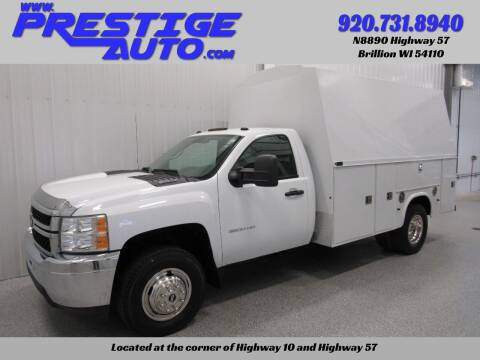 2011 Chevrolet Silverado 3500HD CC for sale at Prestige Auto Sales in Brillion WI