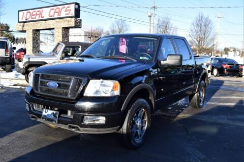 2005 Ford F-150 for sale at I-DEAL CARS in Camp Hill PA