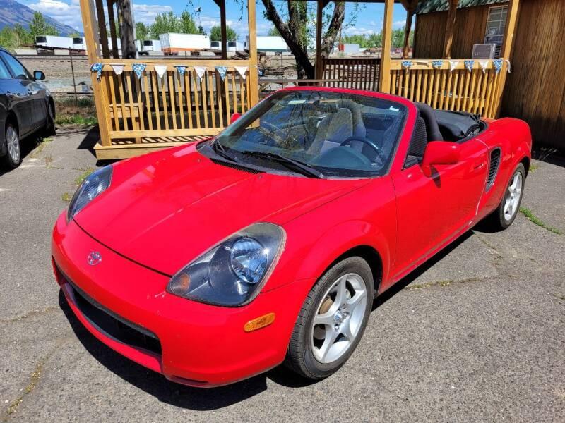 2000 Toyota MR2 Spyder for sale in La Grande, OR