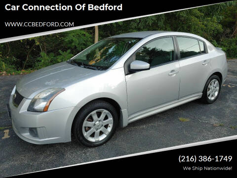 2012 Nissan Sentra for sale at Car Connection of Bedford in Bedford OH
