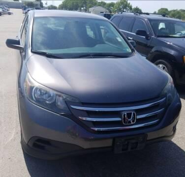 2013 Honda CR-V for sale at Straightforward Auto Sales in Omaha NE