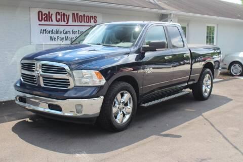 2013 RAM Ram Pickup 1500 for sale at Oak City Motors in Garner NC