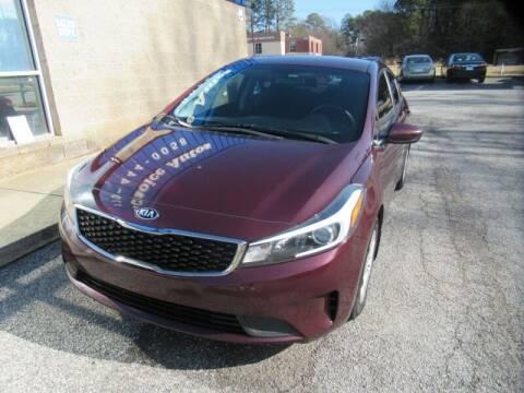 2017 Kia Forte for sale at 1st Choice Autos in Smyrna GA