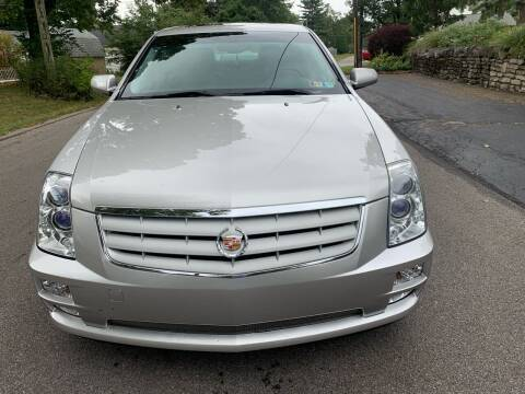 2005 Cadillac STS for sale at Via Roma Auto Sales in Columbus OH