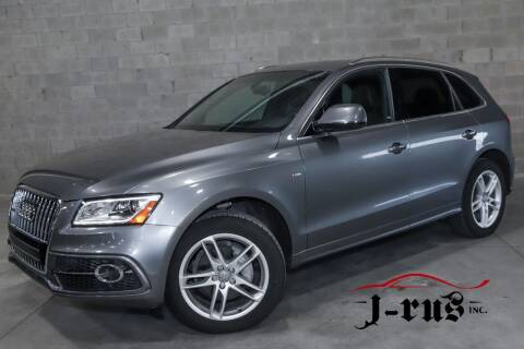 2016 Audi Q5 for sale at J-Rus Inc. in Macomb MI