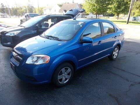 2010 Chevrolet Aveo for sale at Dansville Radiator in Dansville NY