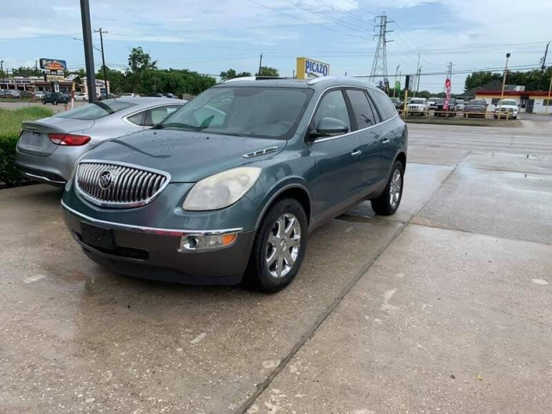 2009 Buick Enclave for sale at PICAZO AUTO SALES in South Houston TX