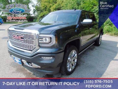 2018 GMC Sierra 1500 for sale at Fort Dodge Ford Lincoln Toyota in Fort Dodge IA