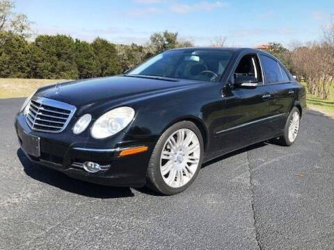 2008 Mercedes-Benz E-Class for sale at Austinite Auto Sales in Austin TX