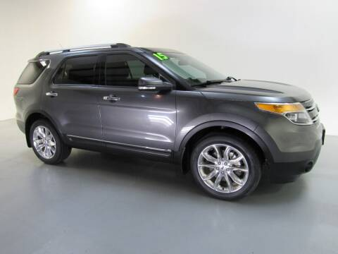 2015 Ford Explorer for sale at Salinausedcars.com in Salina KS