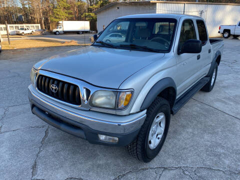 2002 Toyota Tacoma for sale at Elite Motor Brokers in Austell GA