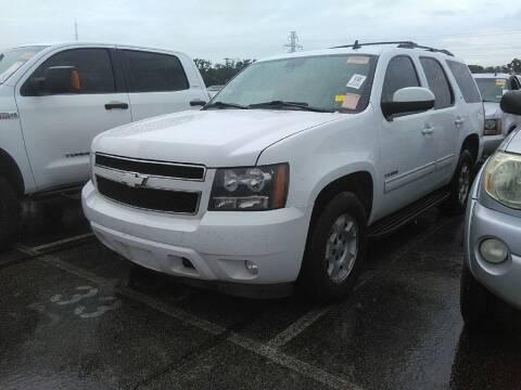 2012 Chevrolet Tahoe for sale at HERMANOS SANCHEZ AUTO SALES LLC in Dallas TX