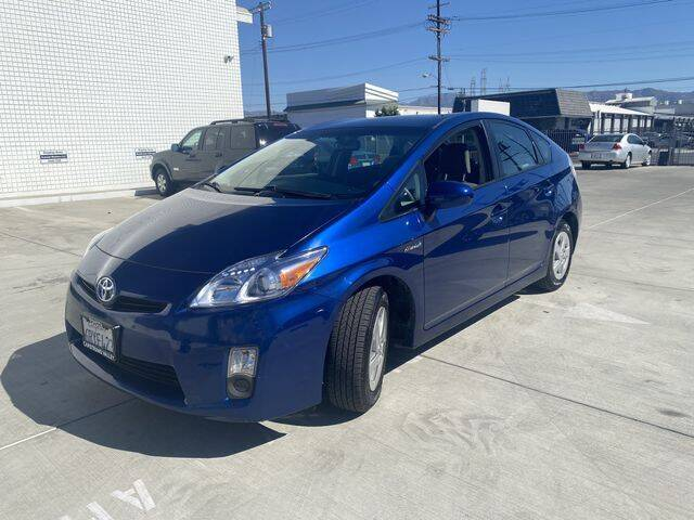 2010 Toyota Prius for sale at Hunter's Auto Inc in North Hollywood CA