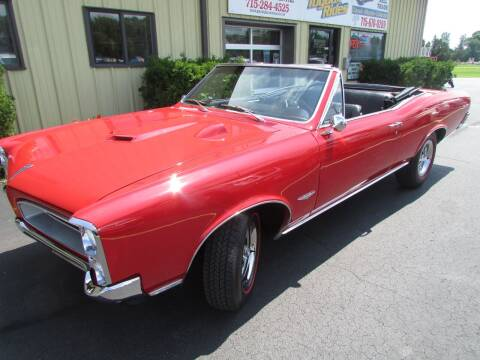 1966 Pontiac Le Mans for sale at Toybox Rides in Black River Falls WI