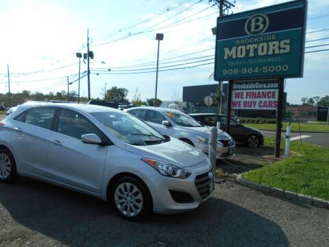 2017 Hyundai Elantra GT for sale at Brookside Motors in Union NJ