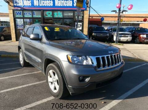 2012 Jeep Grand Cherokee for sale at West Oak in Chicago IL