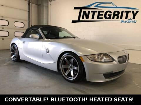 2008 BMW Z4 for sale at Integrity Motors, Inc. in Fond Du Lac WI