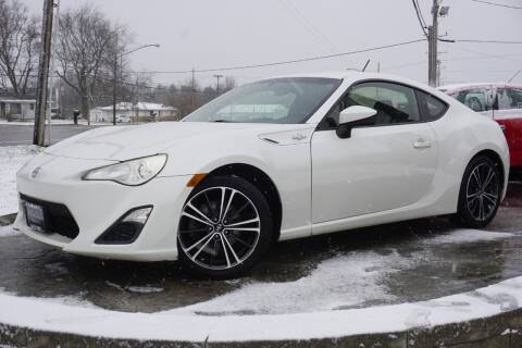 2013 Scion FR-S for sale at Platinum Motors LLC in Heath OH