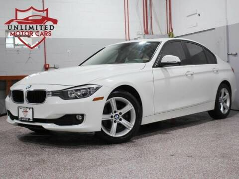 2014 BMW 3 Series for sale at Unlimited Motor Cars in Bridgeview IL