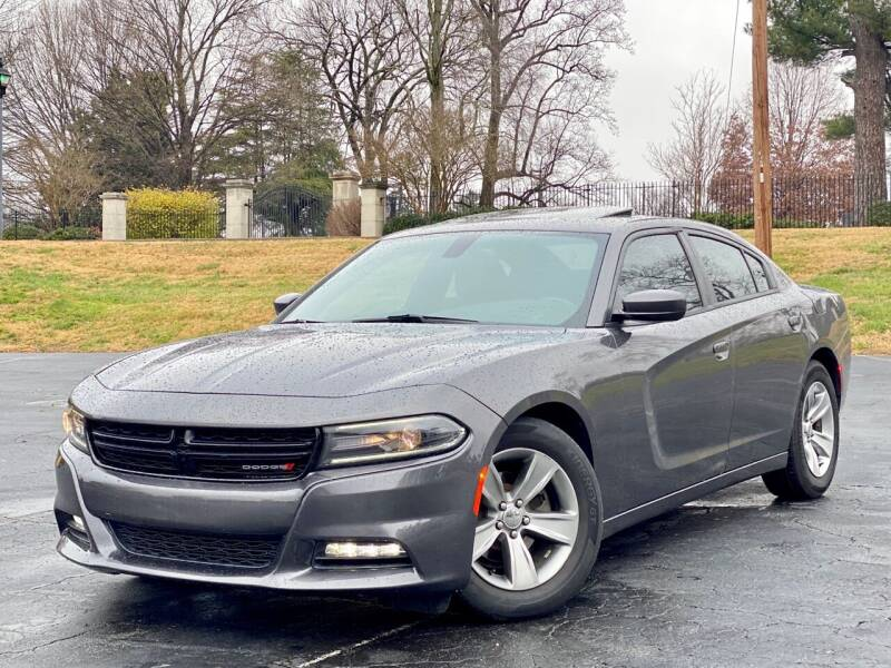 2015 Dodge Charger for sale at Sebar Inc. in Greensboro NC