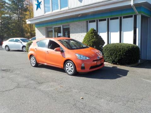 2014 Toyota Prius c for sale at Nicky D's in Easthampton MA