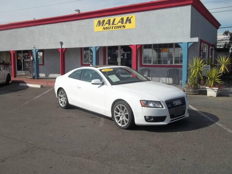 2010 Audi A5 for sale at Atayas Motors INC #1 in Sacramento CA
