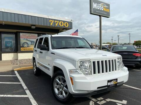 2012 Jeep Liberty for sale at MotoMaxx in Spring Lake Park MN