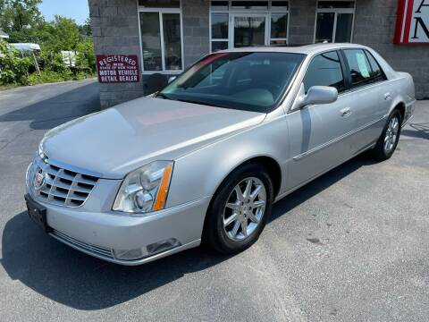 2011 Cadillac DTS for sale at Titan Auto Sales LLC in Albany NY