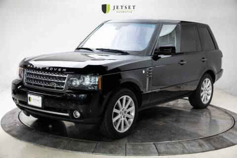 2010 Land Rover Range Rover for sale at Jetset Automotive in Cedar Rapids IA