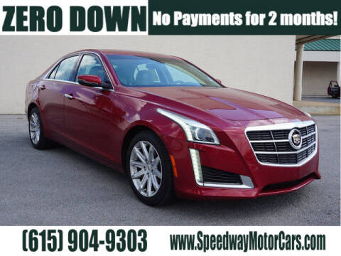 2014 Cadillac CTS for sale at Speedway Motors in Murfreesboro TN