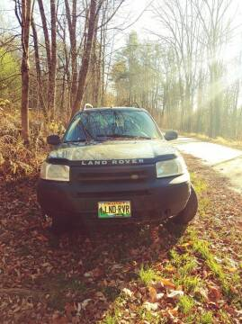 2002 Land Rover Freelander for sale at Route 28 Auto Sales in Canton MA