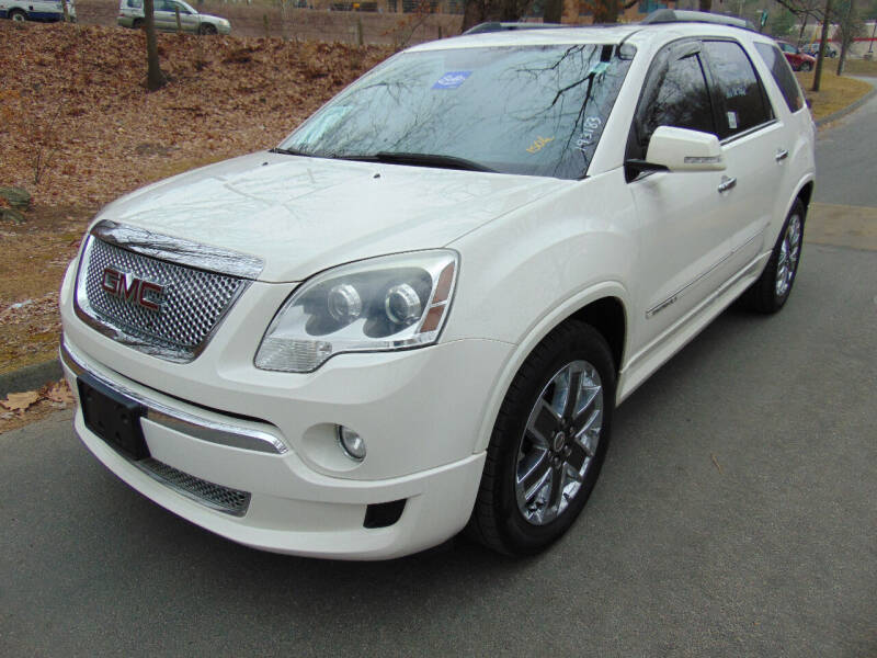 2011 GMC Acadia for sale at Lakewood Auto in Waterbury CT