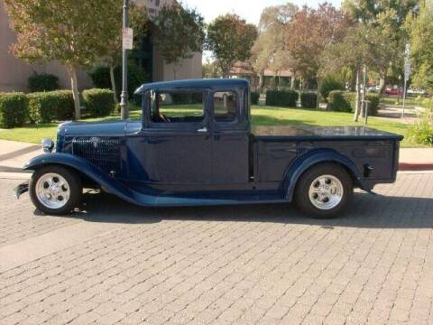 1934 Ford F-100 for sale at Family Truck and Auto.com in Oakdale CA